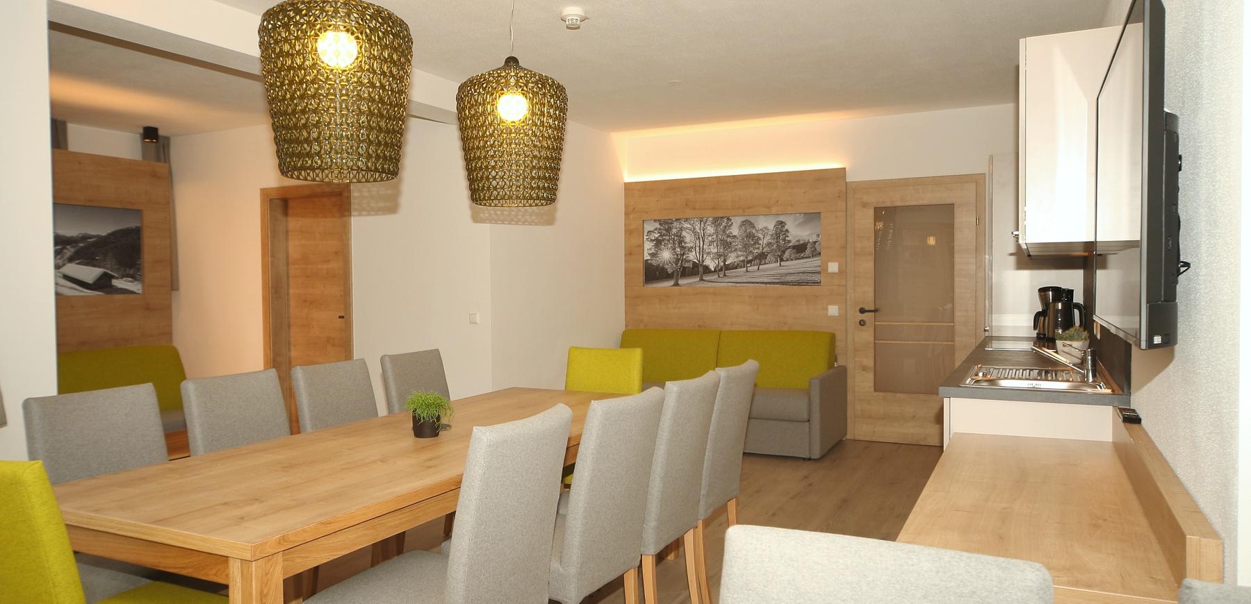 appartement ignaz ferienwohnungen f r bis zu 16 personen. Black Bedroom Furniture Sets. Home Design Ideas